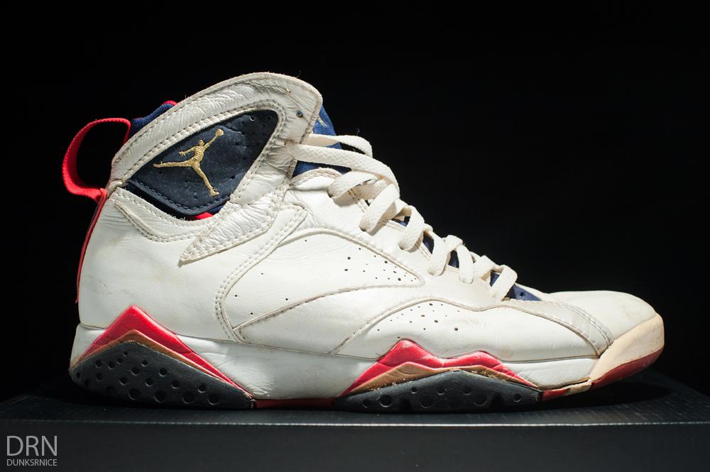 1992 Olympic VII's.
