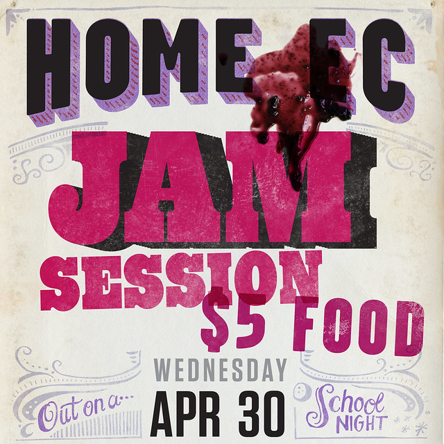 HomeEcNight #27: Jam Session