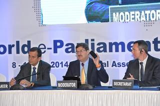 #wepc2014 Debate: Progress on e-parliaments