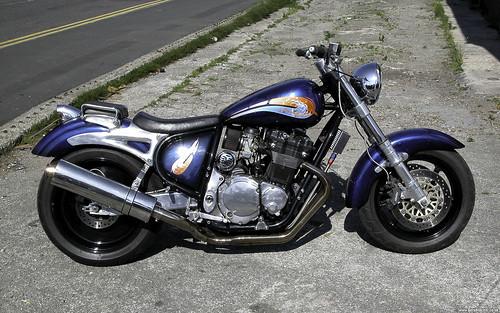 Suzuki 600 Custom