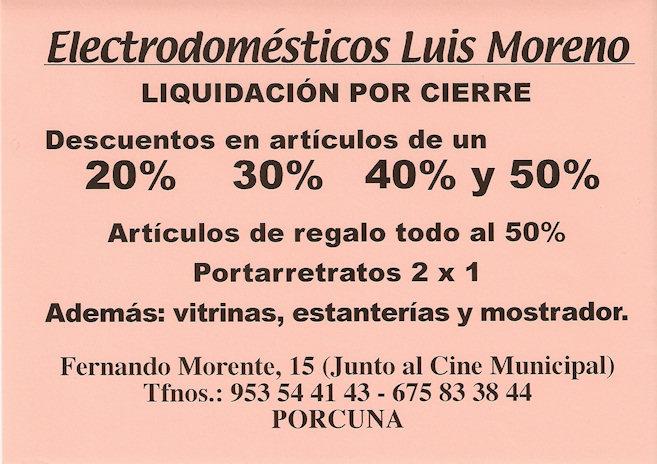 Liquidación por cierre de Electrodomésticos Luis Moreno 14072412558_cc5487f1f4_o