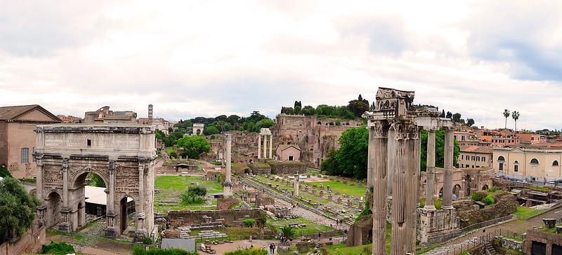 Roman Forum for Sophie
