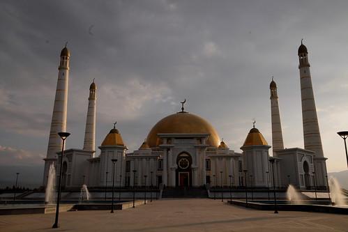 Ashgabat Mosque