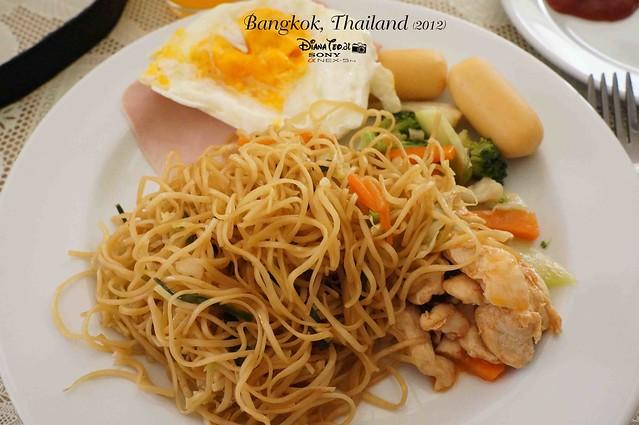 Day 5 Bangkok, Thailand - 01 Breakfast