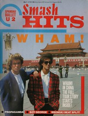 Smash Hits, May 08, 1985