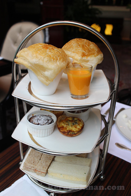 Afternoon Tea, St Regis Singapore