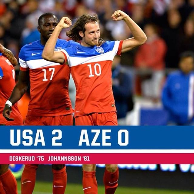 2-0 #USMNT
