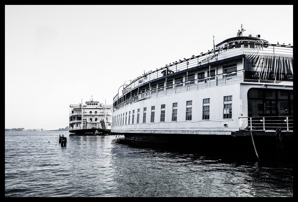 Ferries - San Francisco - 2014