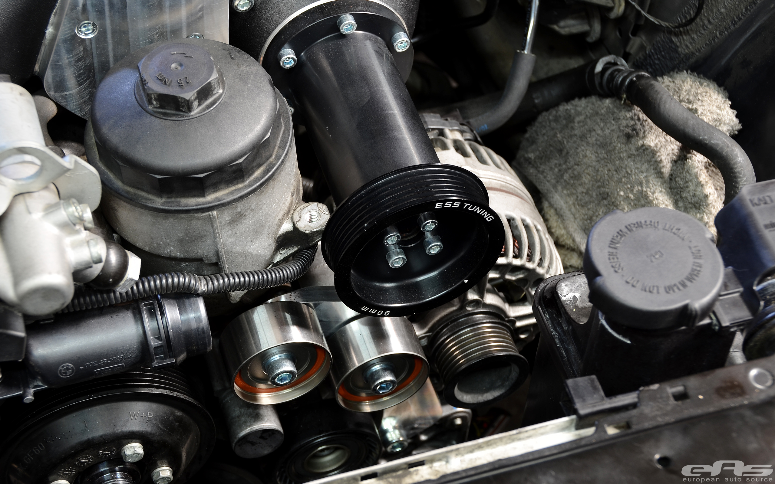 Bmw 330i supercharger