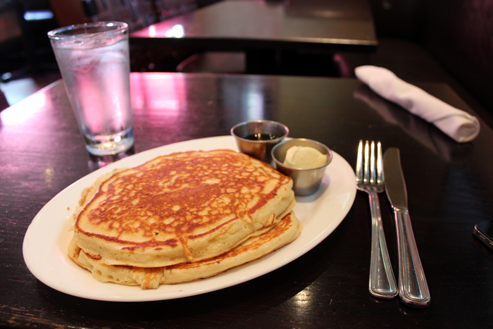 The Stylum Boston Pancakes