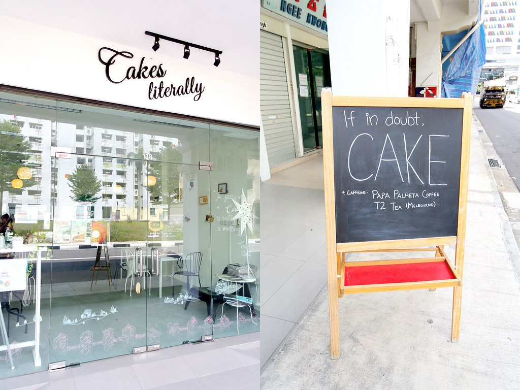 cakes literally