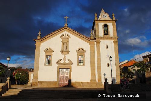 51 - провинция Португалии - маленькие города, посёлки, деревушки округа Каштелу Бранку