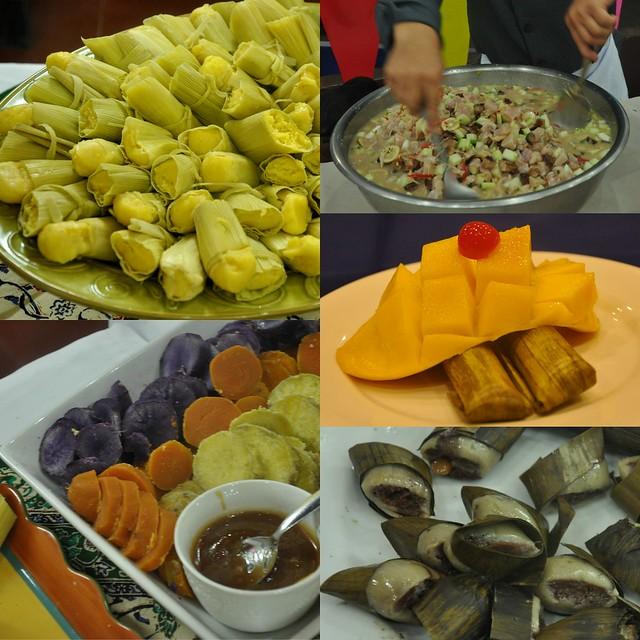 Cagayan de Oro native sweets and sinuglaw