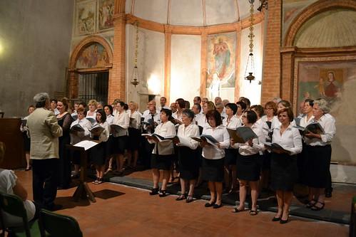 Cavenago di Brianza - Concerto a Santa Maria in Campo