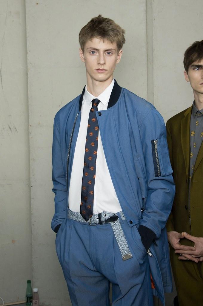 SS15 Paris Krisvanassche224_Sam Rosewell, Gryphon O'Shea(fashionising.com)