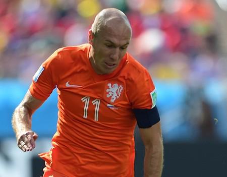 Arjen Robben ไม่เสียใจ ทีมพลากเข้าชิง บอลโลก