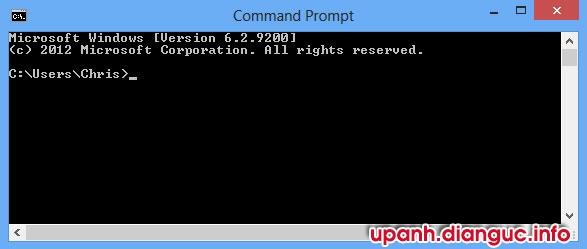Tổng hợp các lệnh cơ bản trong cmd Win XP 7 8 thông dụng nhất