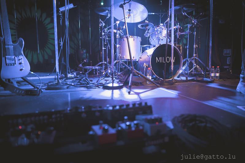Milow, 30/11/2016, Atelier, Luxembourg, Julie Gatto