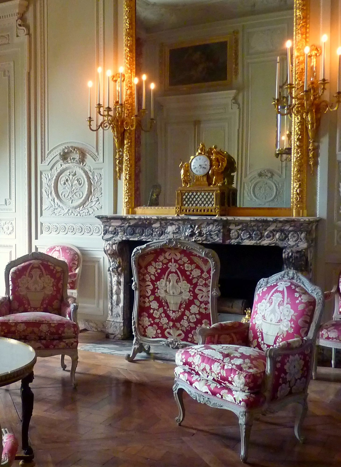 Pet Salon Petit Trianon, Versailles. Credit Heleashard