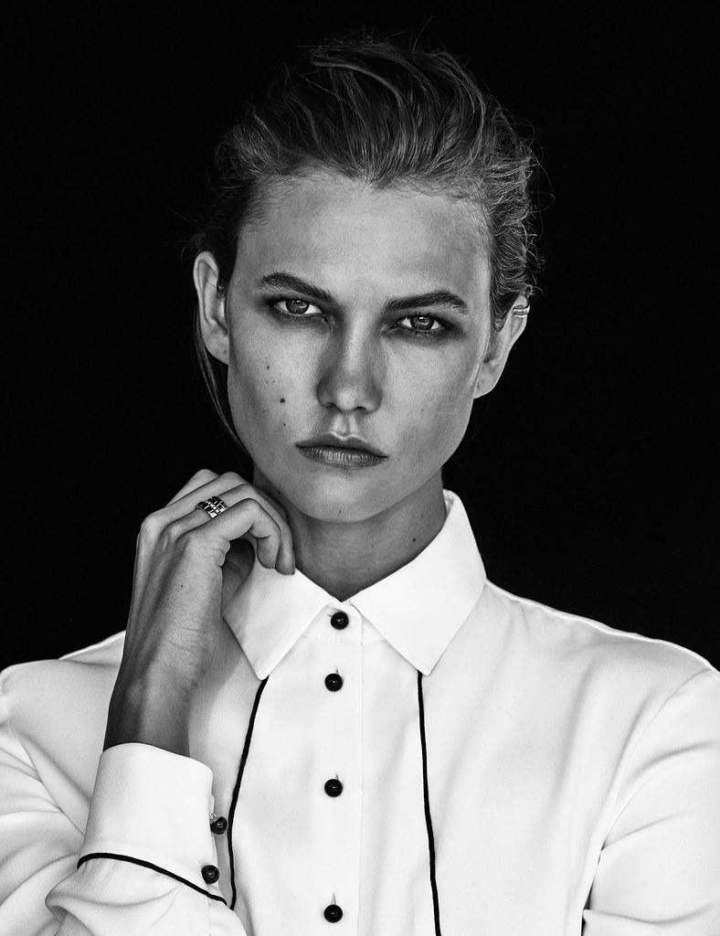 Карли Клосс — Фотосессия для «Vogue» MX 2016 – 7
