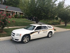 Montgomery County (MD) Police Dodge Magnum