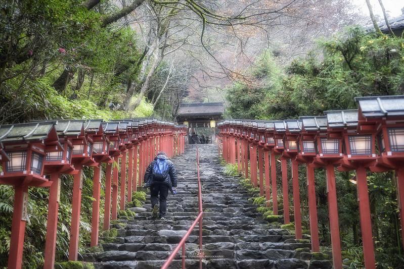 京都 貴船神社前