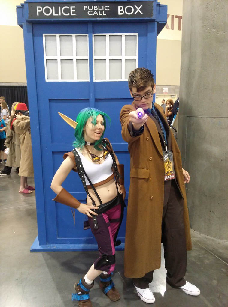 keira daxter cosplay and Jak