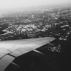 Above New York #latergram #vscocam