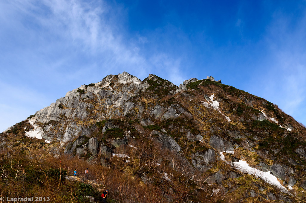 20130609 甲斐駒ヶ岳