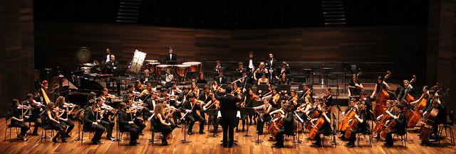 CONCIERTO EXTRAORDINARIO ORQUESTA SINFÓNICA DEL CONSERVATORIO SUPERIOR DE MÚSICA DE CASTILLA Y LEÓN - AUDITORIO CIUDAD DE LEÓN 19.06.13