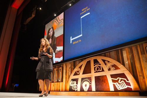 Nancy Duarte at WDS 2013