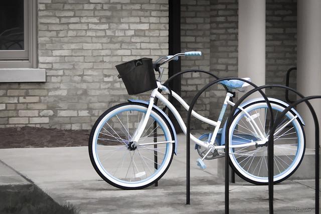 Notre Dame bike