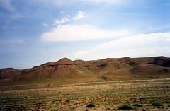 Iran, desert