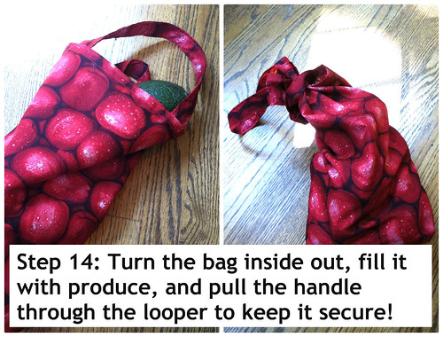 4m3b Produce Bag