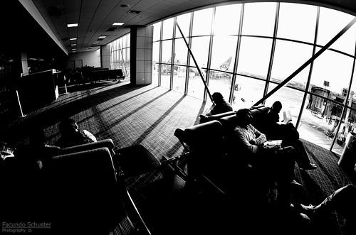 city travel viaje blackandwhite bw white black byn blancoynegro blanco airport nikon negro bn fisheye 28 panama nikkor aeropuerto f28 nikkor105mmfisheye d5100 nikond5100