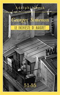 Maigret eBook 51-55