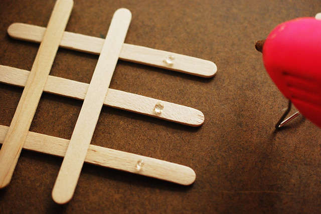 Popsicle Stick Projects