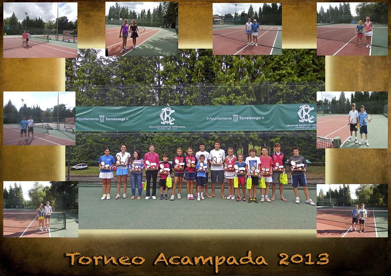 Torneo Acampada 2013-cuadro de honor