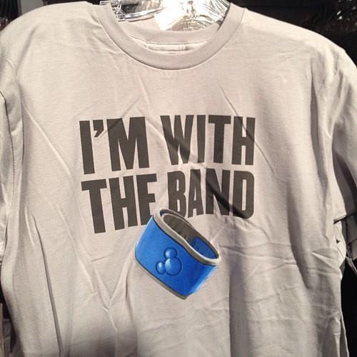 マジックバンドのTシャツが!