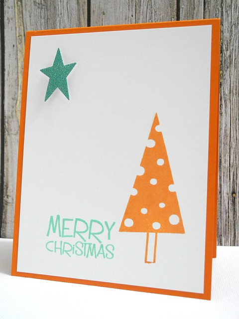 Orange and Mint Christmas