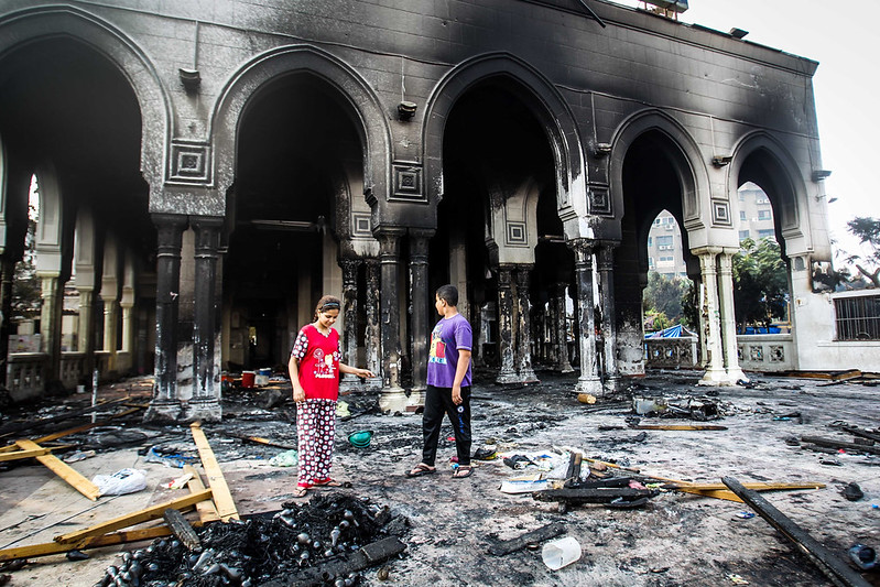(14)EGIPTO-CAIRO-SEGURIDAD-CONFLICTO