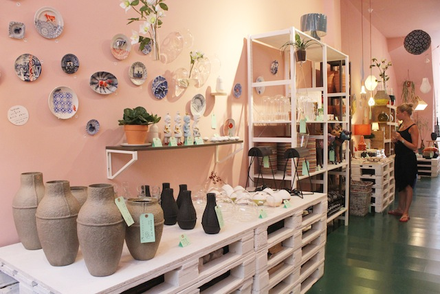 Store Without A Home Haarlemmerdijk ceramics