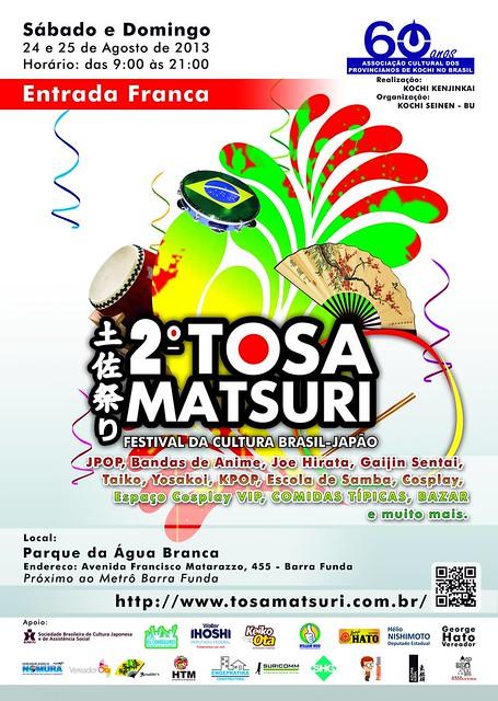 Tosa Matsuri 2013