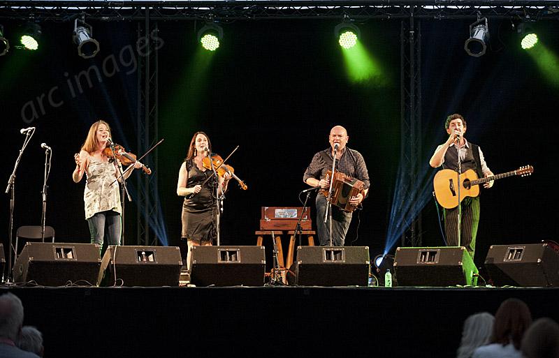 8. The Melrose Quartet