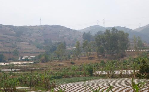 Yunnan13-Yuanyang-Kunming-Route (76)
