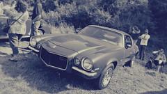 Les Anciennes En Vallée De l'Eure - Chevrolet Camaro