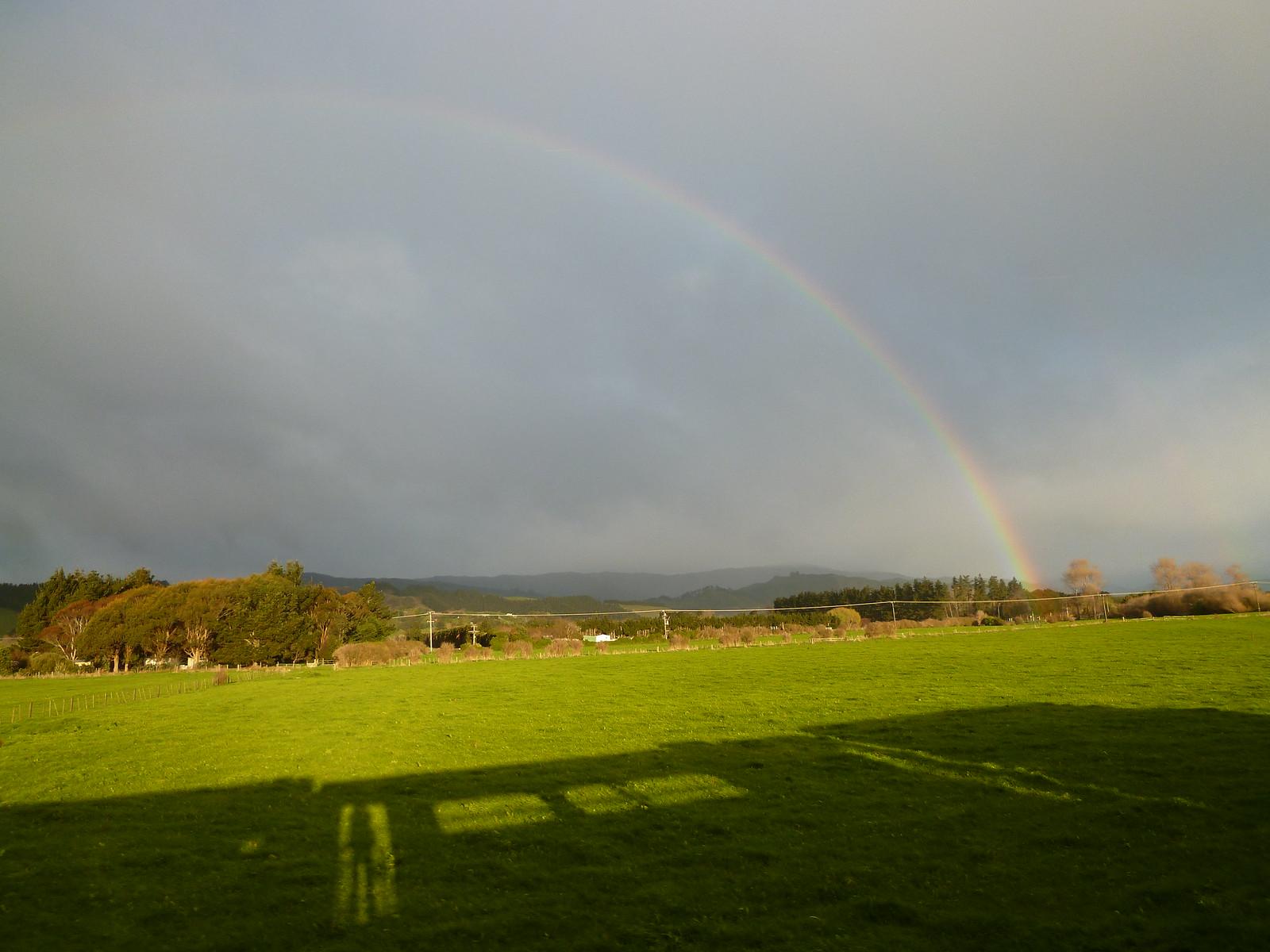 Chasing Rainbow :D