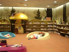 Children's Library, Central Public Library, Singapore