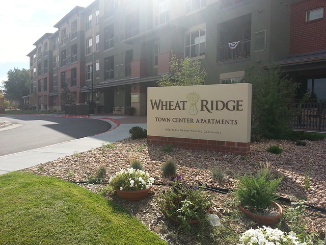 Wheat Ridge Town Center Apartments Flickr Photo Sharing