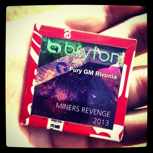 Bryton Miners Revenge 2013